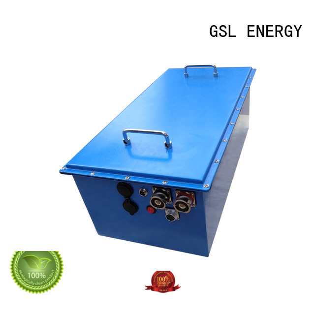 48v golf cart battery electric car GSL ENERGY Brand company