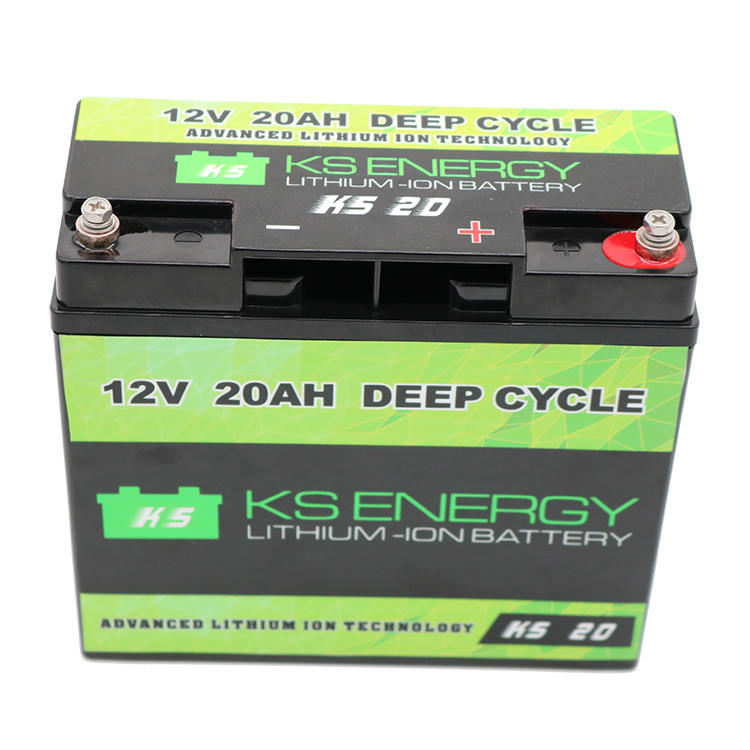 GSL ENERGY-Manufacturer Of Lifepo4 Rv Battery 12v 20ah Rechargeable Lithium