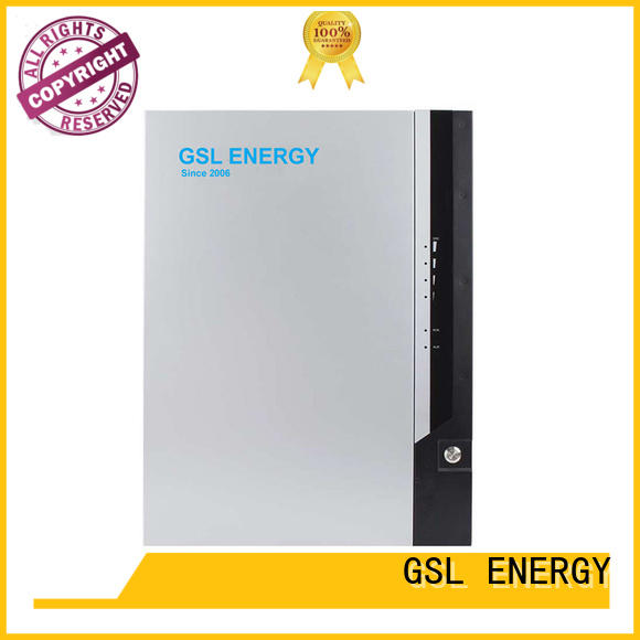 lithium Custom battery powerwall battery 6kwh GSL ENERGY