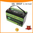 Quality GSL ENERGY Brand 12v 20ah lithium battery llithium solar