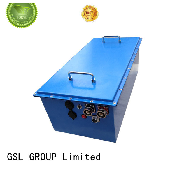 GSL ENERGY electric rickshaw battery manufacturer for car