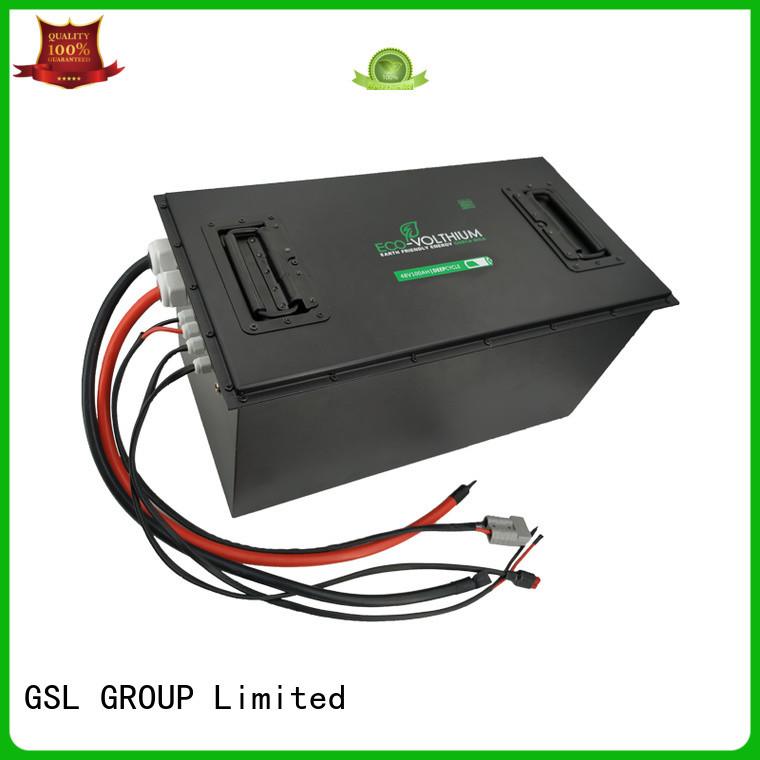 48v golf cart battery club Bulk Buy electric GSL ENERGY