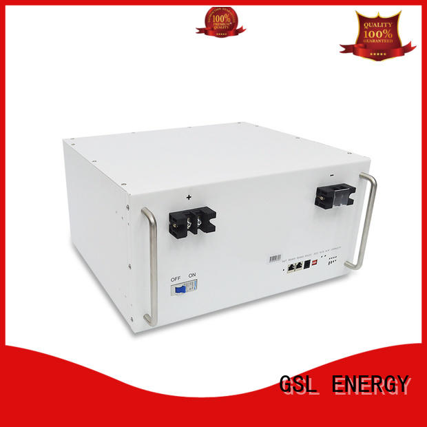 bank solar telecom battery battery GSL ENERGY Brand