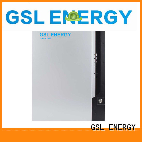 GSL ENERGY Brand 7kwh battery lithium powerwall battery