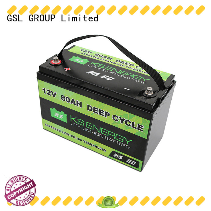 GSL ENERGY large capacity 12v 20ah lithium battery inquire now for car