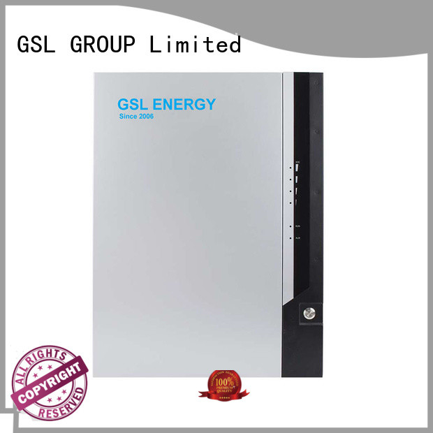 GSL ENERGY Brand system powerwall battery energy factory