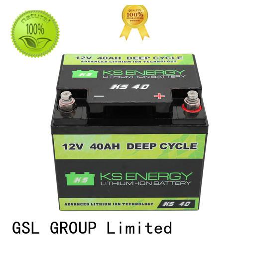 GSL ENERGY solar battery 12v 1000ah free maintainence high performance