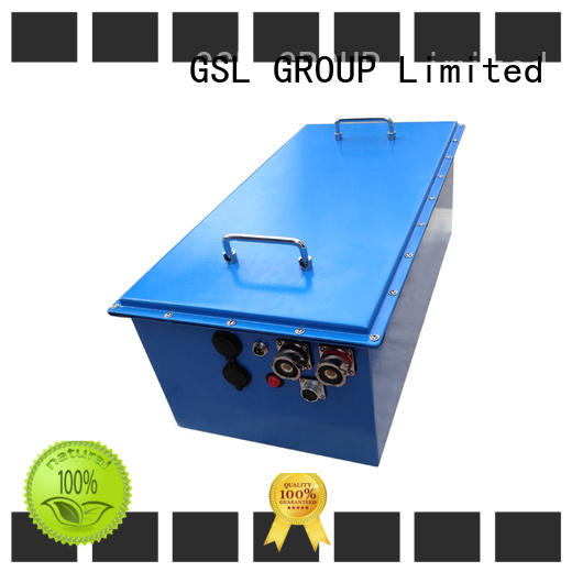 GSL ENERGY deep cycle golf cart batteries for sale lithium for home