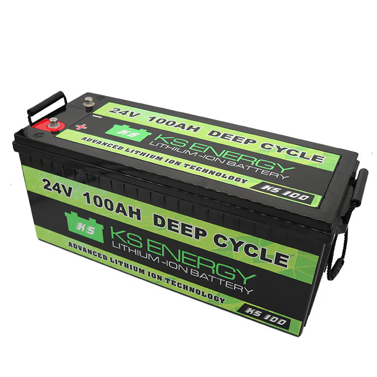 GSL ENERGY-Best 24v Lifepo4 Battery 24v 100ah Lifepo4 Deep Cycle Lithium Ion Battery