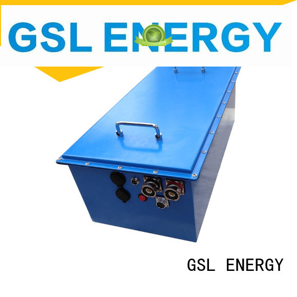GSL ENERGY high technology electric golf cart batteries industry for car