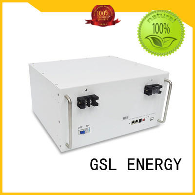 GSL ENERGY Brand telecom ess battery pack ups supplier
