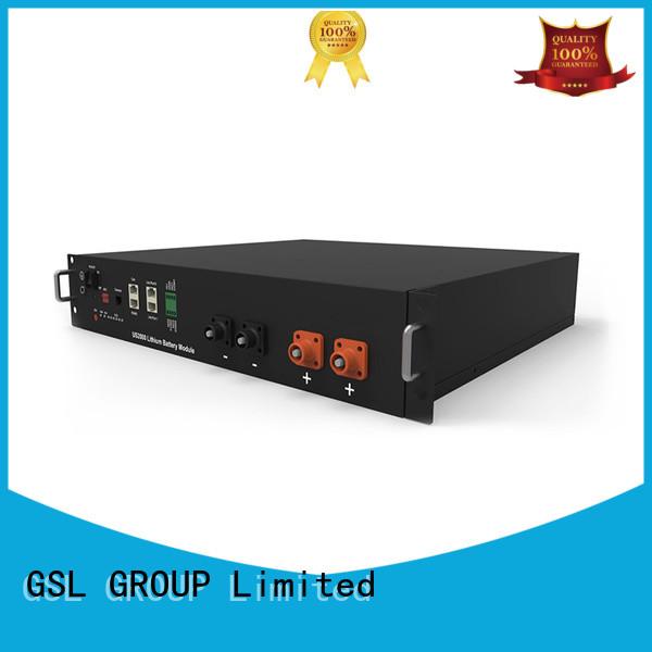 telecom Custom lithium telecom battery solar GSL ENERGY