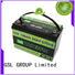 iron 12v 50ah lithium battery free sample for car GSL ENERGY
