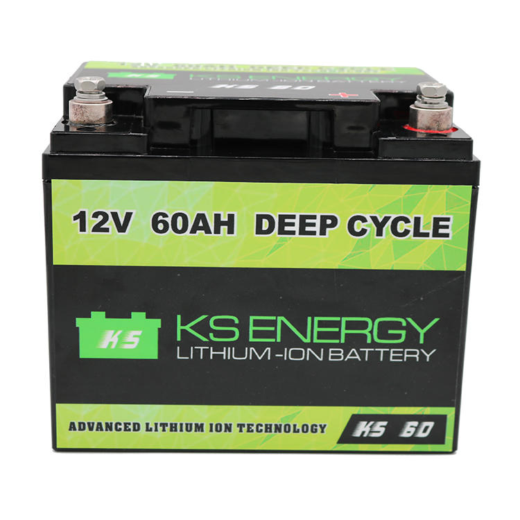 GSL ENERGY-12v 50ah Lithium Battery, 12v 60ah Deep Cycle Lifepo4 Lithium Motorcycle Battery-2