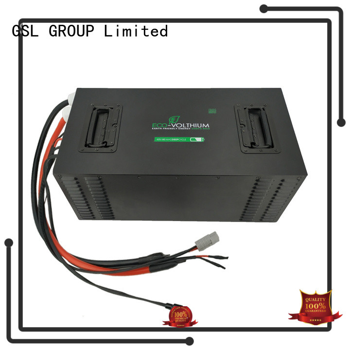 GSL ENERGY Brand pack club precedent golf cart battery charger