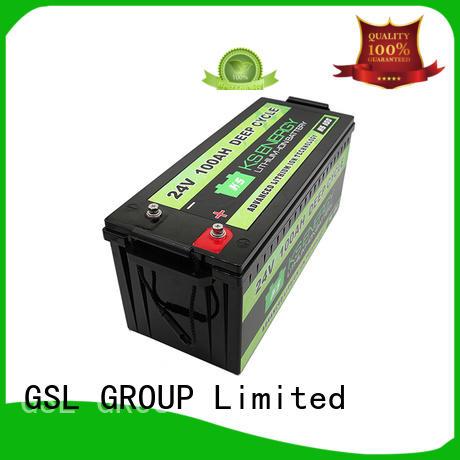24v li ion battery ion 24V lithium battery bank company
