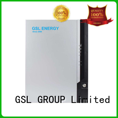GSL ENERGY Brand tesla mounted custom tesla powerwall 2