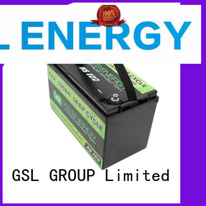 Wholesale cycles 12v 20ah lithium battery GSL ENERGY Brand