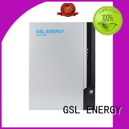 gsl powerwall battery storage powerwall GSL ENERGY company