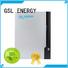 6kwh Custom 7kwh energy powerwall battery GSL ENERGY lithium