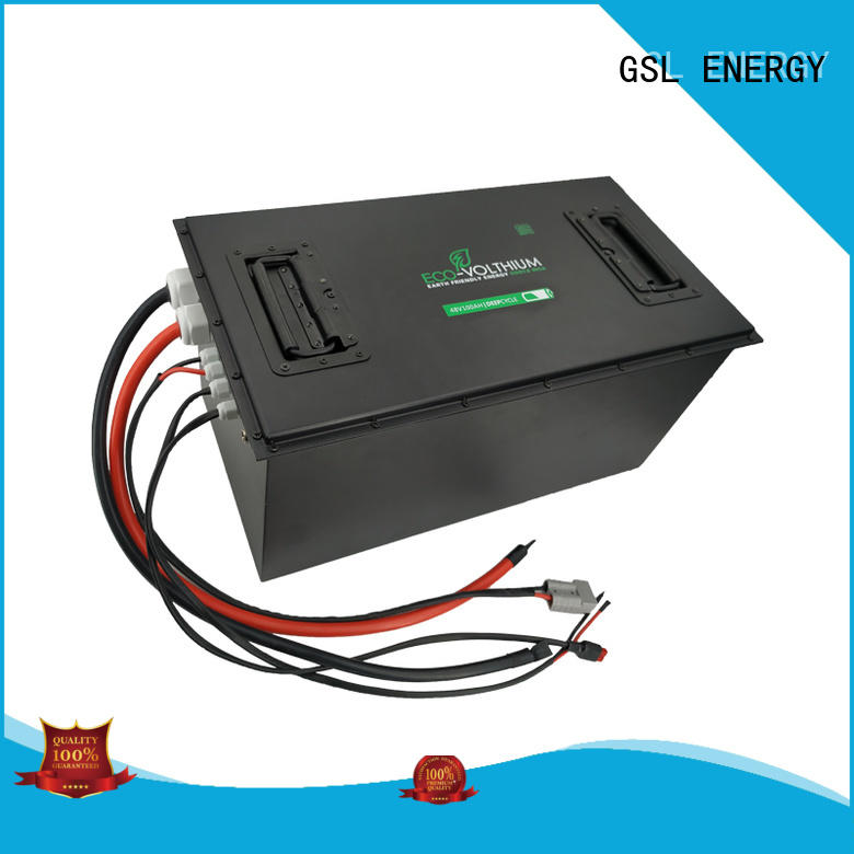 GSL ENERGY long life golf cart battery charger ion for club