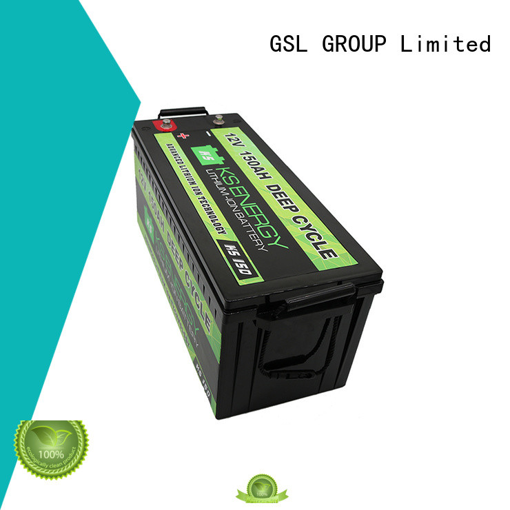 12v 20ah lithium battery display motorcycle rechargeable GSL ENERGY Brand company
