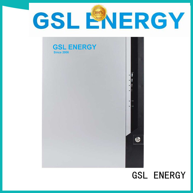 mounted storage GSL ENERGY Brand tesla powerwall 2