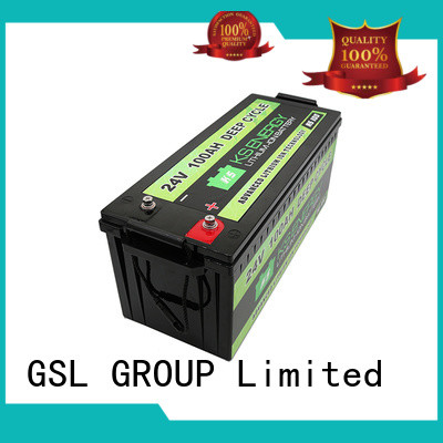 GSL ENERGY 24v lithium ion battery inquire now for industrial automation