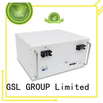GSL ENERGY bank telecom battery contact us for industry