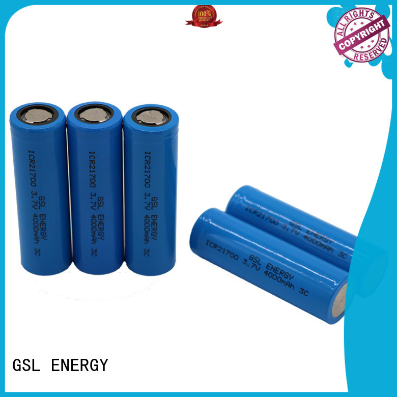 GSL ENERGY 21700 battery cell check now for school
