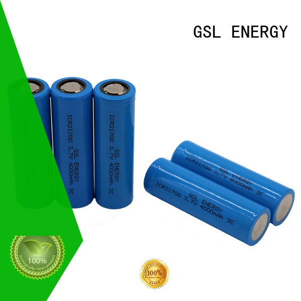 GSL ENERGY energy saving 21700 battery cell inquire now for industry