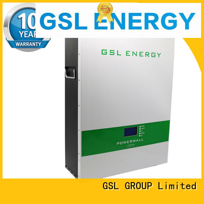 GSL ENERGY powerwall 3 at discount for industry