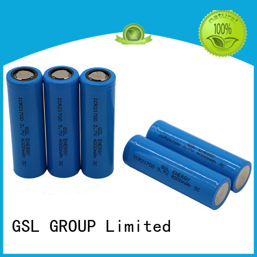 GSL ENERGY samsung 21700 battery supplier for industry