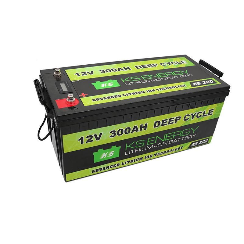 Lithium Ion Technologies 12V 300AH Advanced Deep Cycle Lithium Battery For Solar,Marine,RV,Golf Carts