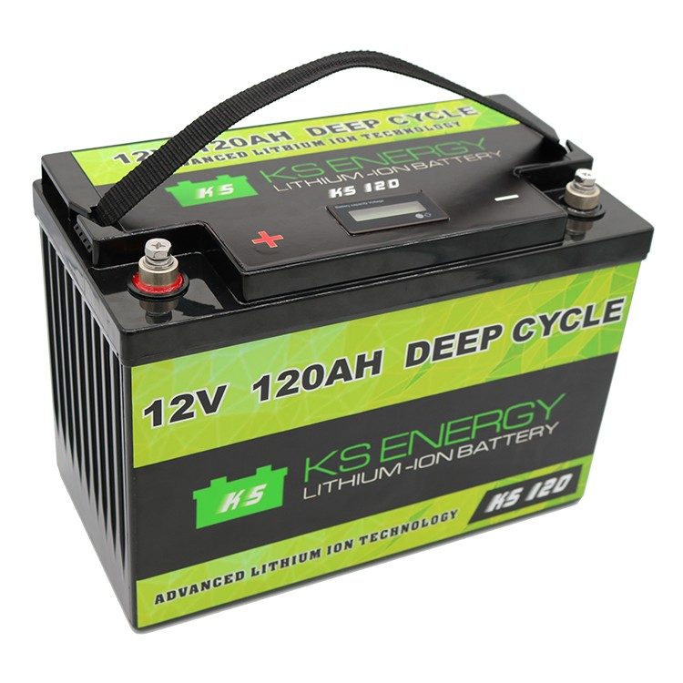 GSL ENERGY-Professional Lifepo4 Battery Lithium Battery 12v 120ah