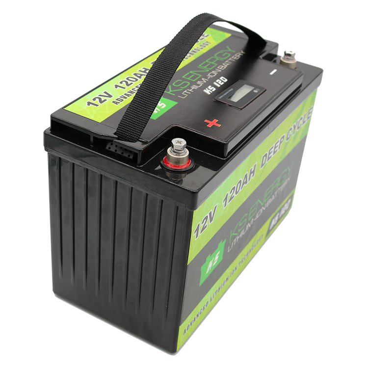 GSL ENERGY-Professional Lifepo4 Battery Lithium Battery 12v 120ah-1