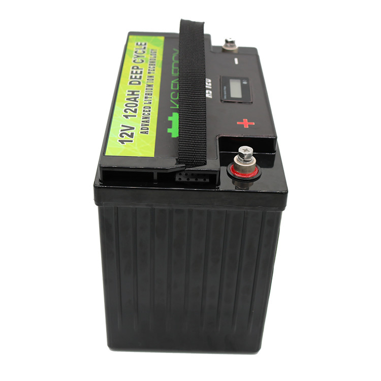 GSL ENERGY Brand rv cycle motorcycle 12v 50ah lithium battery