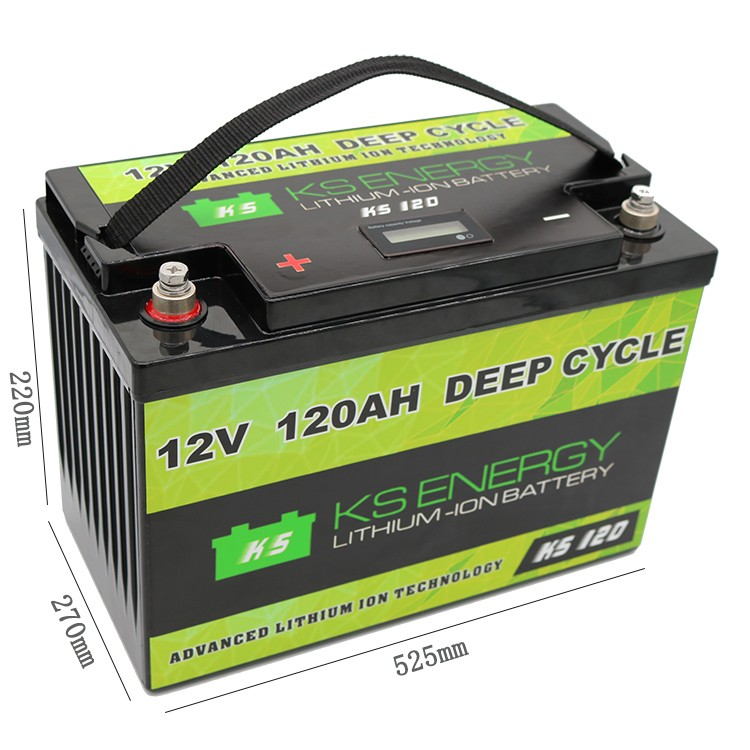 GSL ENERGY-Professional Lifepo4 Battery Lithium Battery 12v 120ah-3