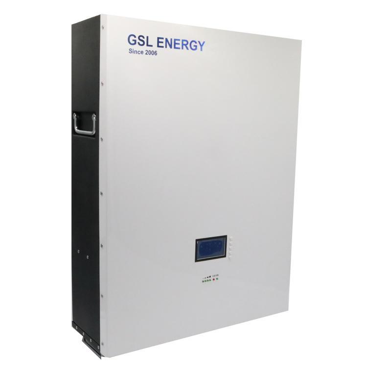 battery storage lithium powerwall battery GSL ENERGY Brand