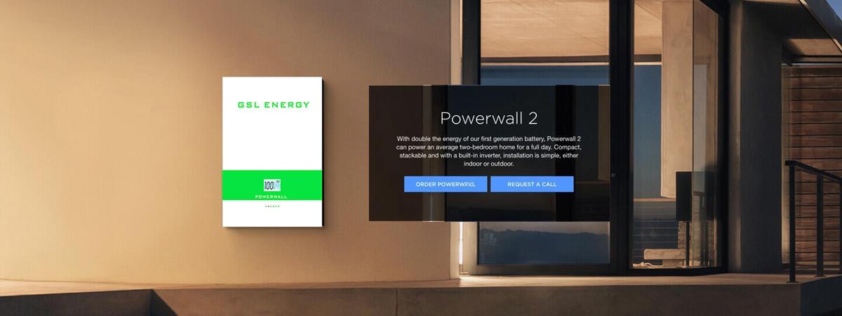 GSL ENERGY-Find Home Battery Backup solar Battery Storage System