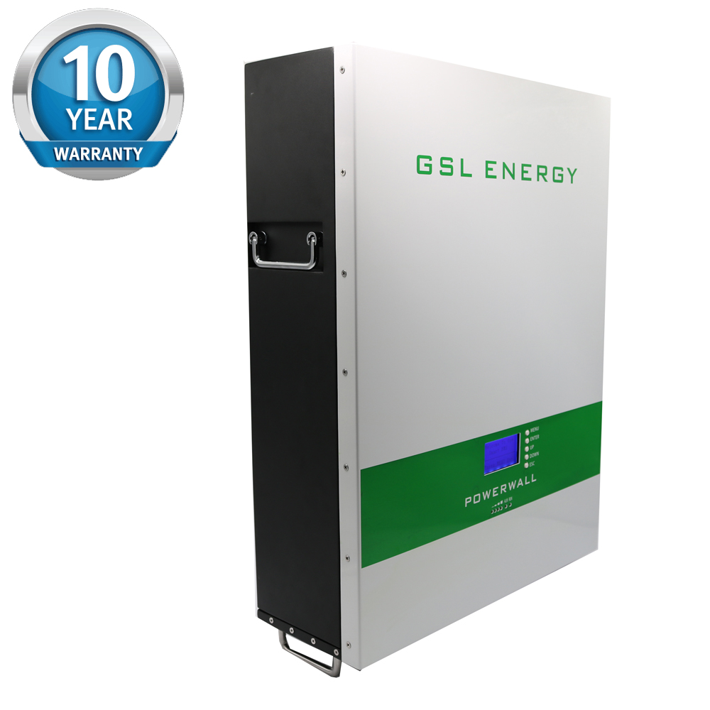 GSL ENERGY-Professional Powerwall 3 Lithium Ion Battery For Solar Storage-1