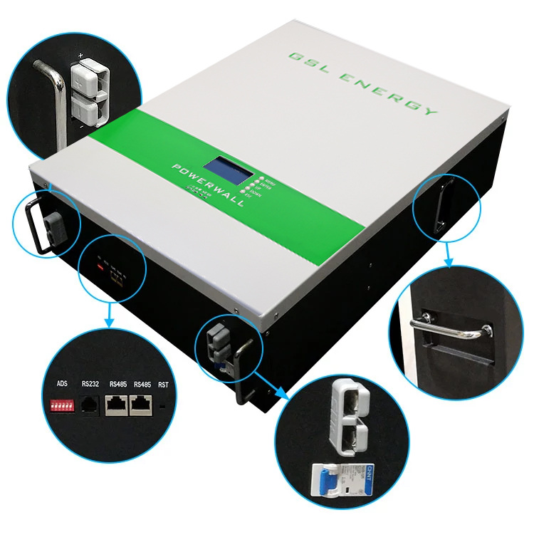 GSL ENERGY-Professional Powerwall 3 Lithium Ion Battery For Solar Storage-2