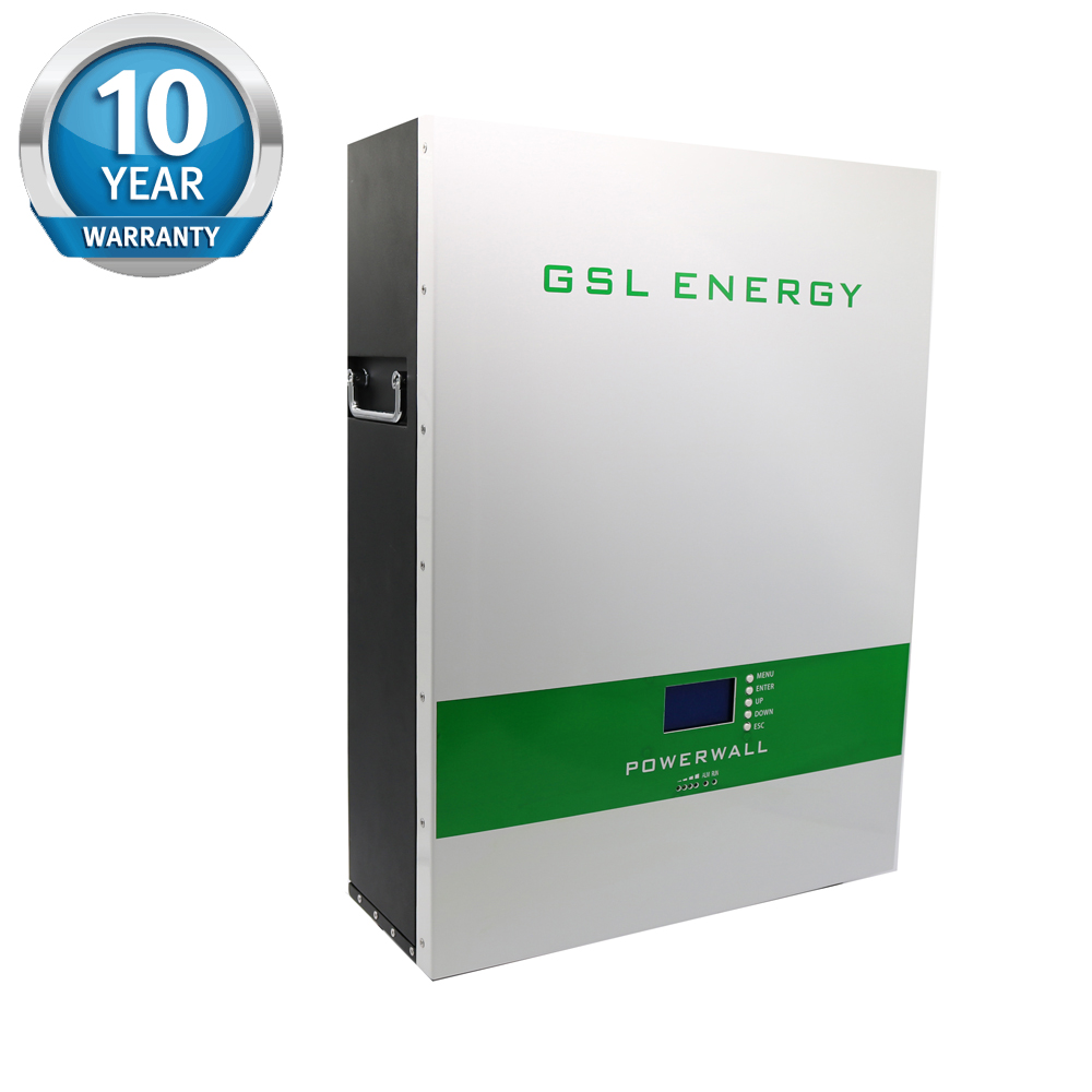 GSL ENERGY-Find Powerwall 2 Powerwall Lifepo4 48v 100ah 5kwh Lithium-2