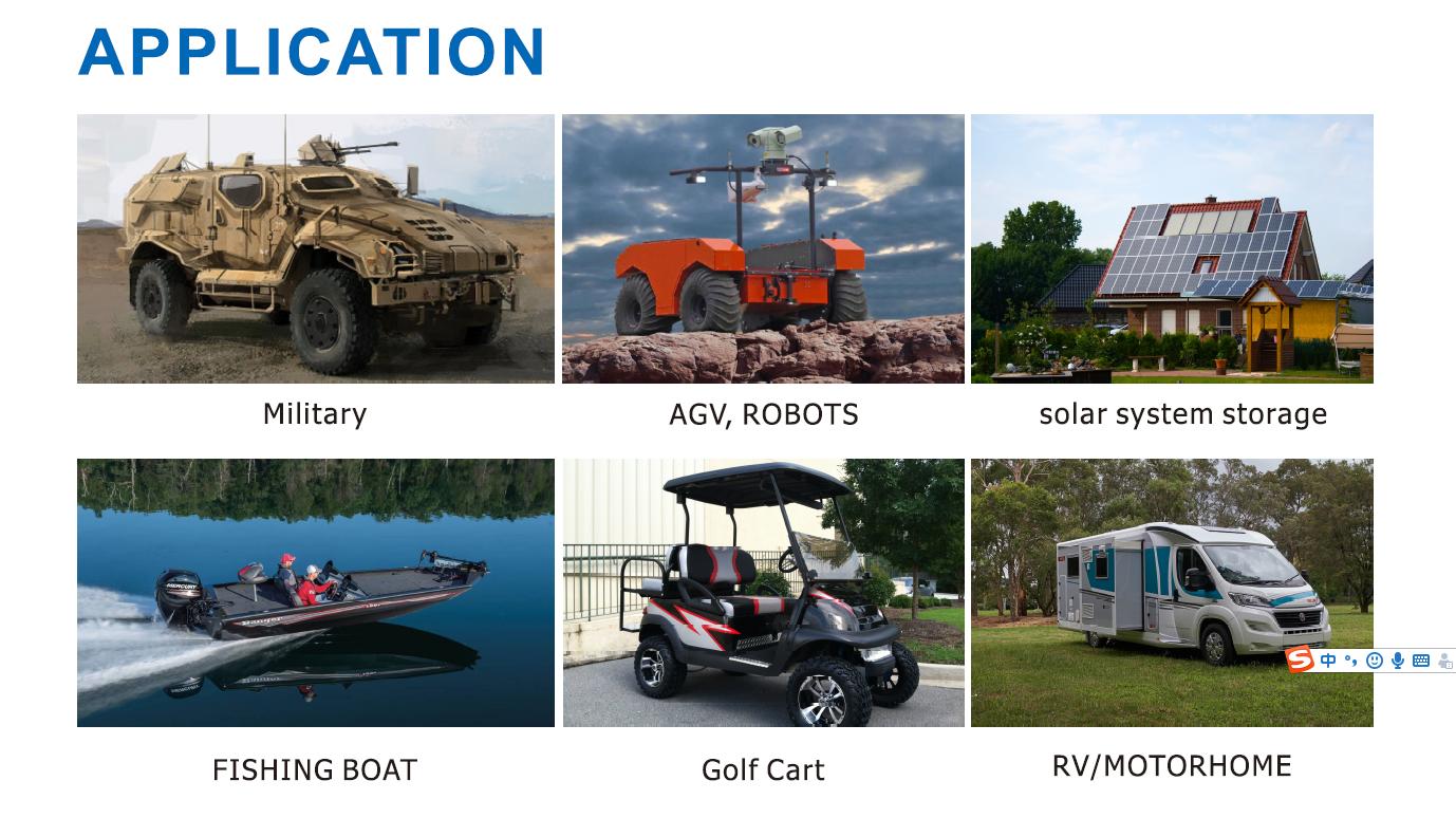 GSL ENERGY-Lithium Ion Technologies - 12V 300AH Advanced Deep Cycle Lithium Battery - Solar,Marine,R-4