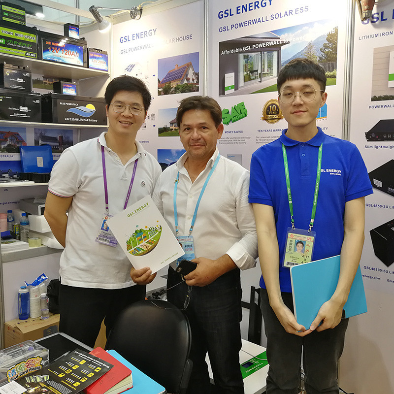 GSL ENERGY Shines on CHINA IMPORT AND EXPORT FAIR