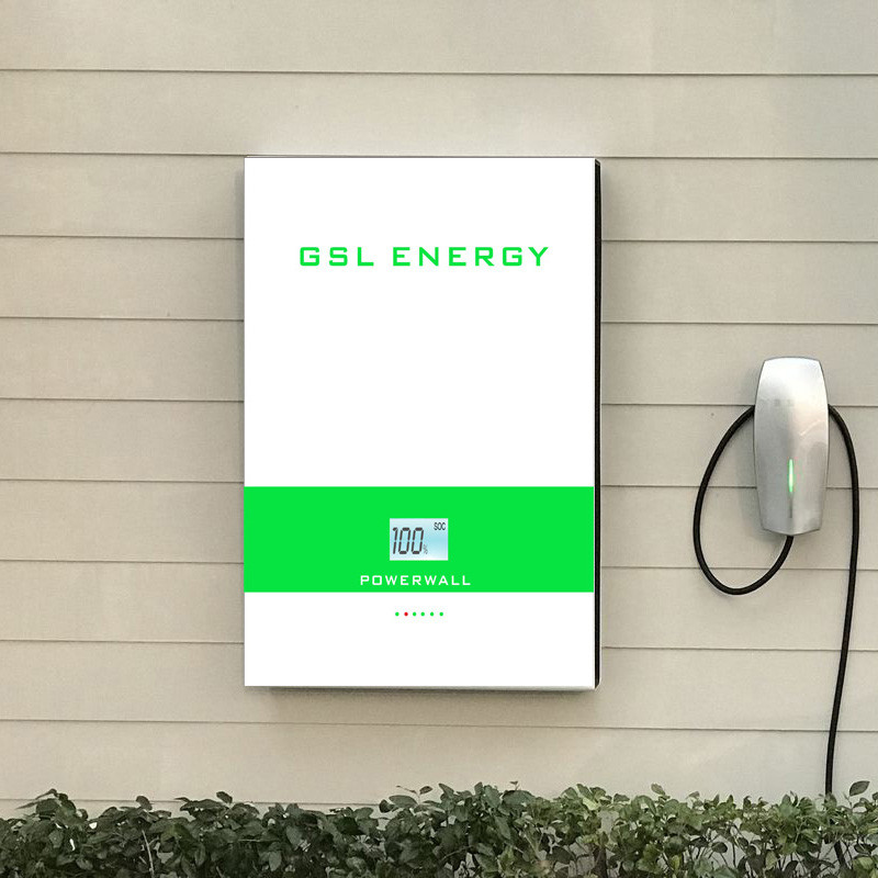 GSL ENERGY successfully developed the Second Generaton Powerwall lifepo4 battery