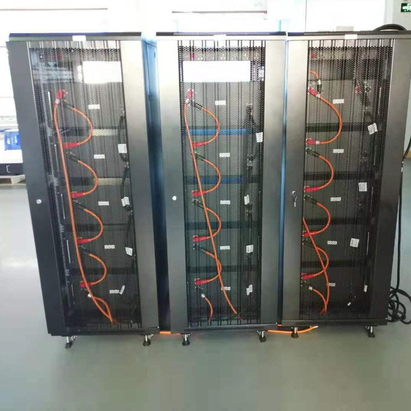 GSL ENERGY successfully finished and exported 100kwh 358v 300ah lifepo4 battery system storage for Bulgaria clients