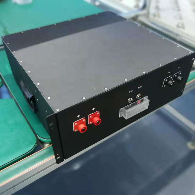 GSL ENERGY offer IP65 waterproof 30KWH 48v 600ah 5U lifepo4 battery pack solutions for marine company clients