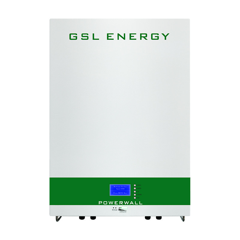 GSL ENERGY 48V POWERWALL USER MANUAL