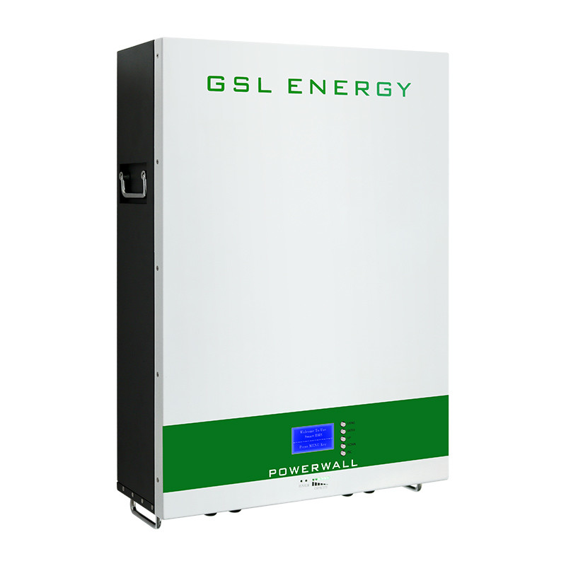 GSL ENERGY 51.2V POWERWALL USER MANUAL FOR HYBRID INVERTER